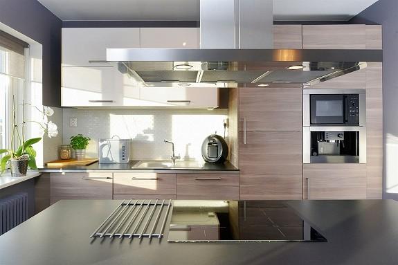 Kjøkkenet til Simen