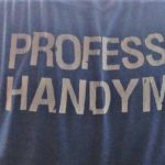 Profession handy man